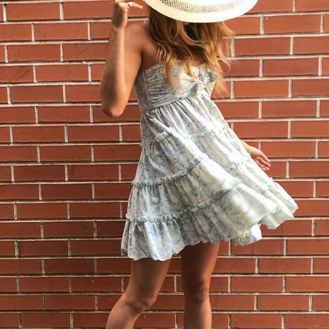 BNWT Zimmermann Ethnic Realm Tier Dress
