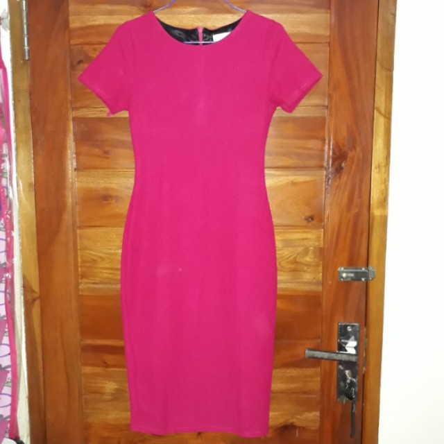 Bodycon Pink..