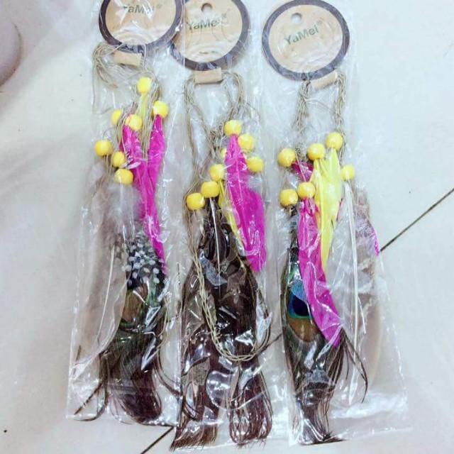 Sinulog! Boho feather crown / hairband