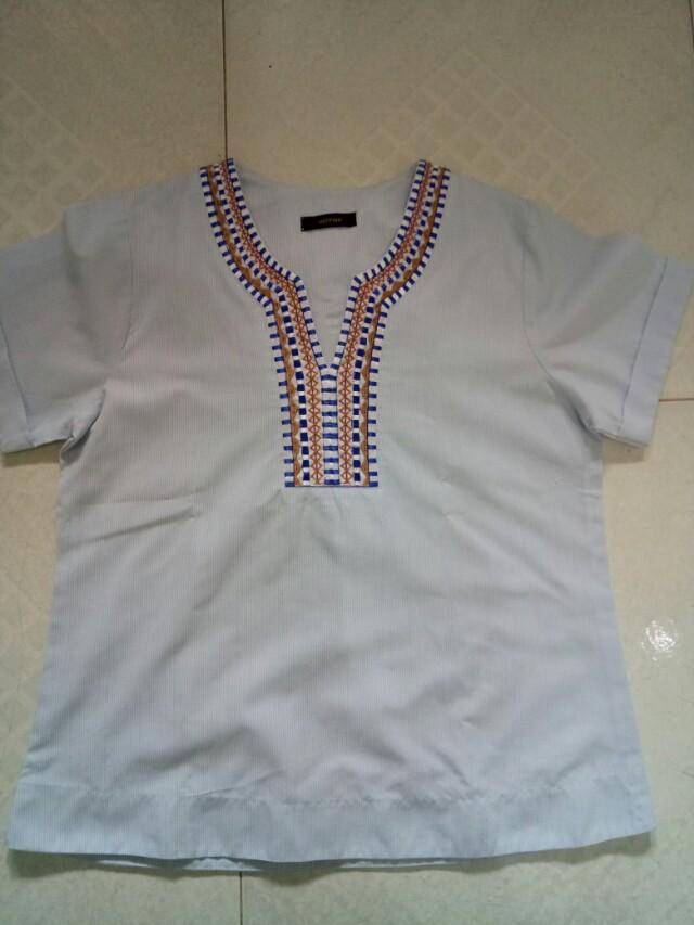 Bordir blouse