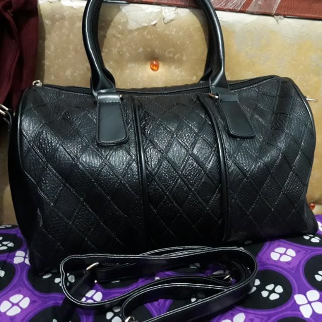 Bowling handbag