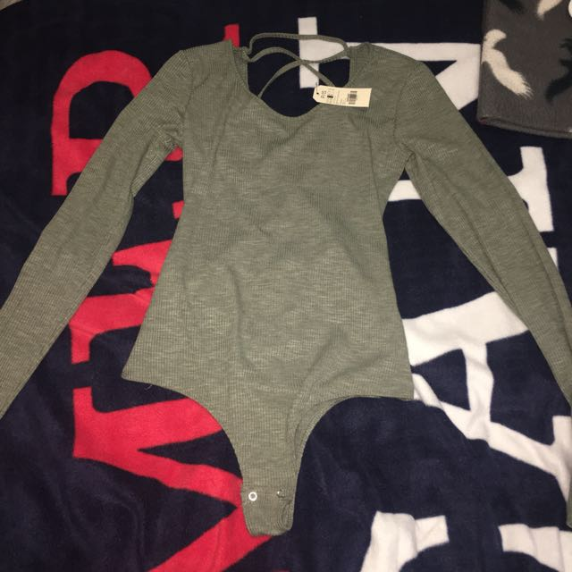 BRAND NEW WITH TAGS garage bodysuit