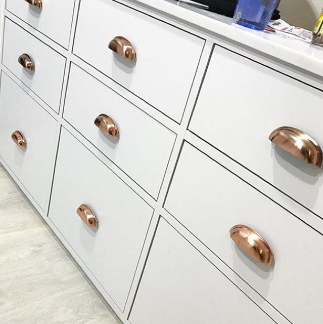 Brass Knobs Handles