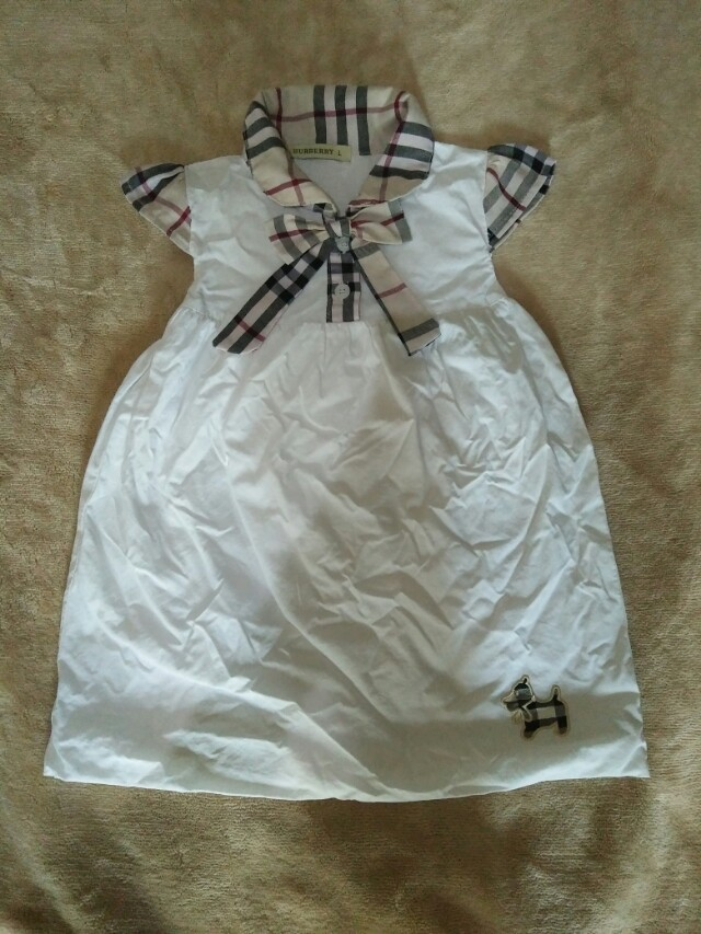 Burberry dress