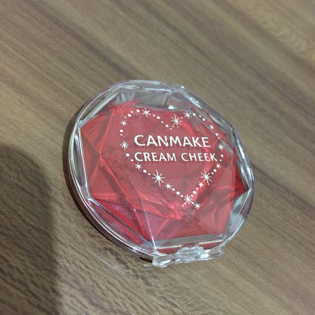 Canmake Cream Cheek Blush On