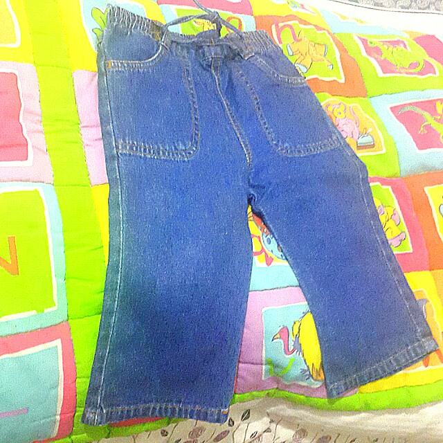 Celana jean oskosh size L