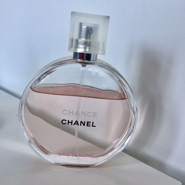 香奈兒Chanel Chance粉色淡香水