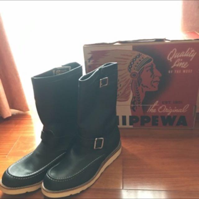 Chippewa工程靴