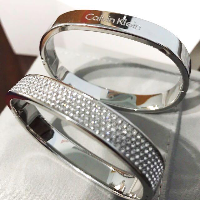 CK 情侶手環