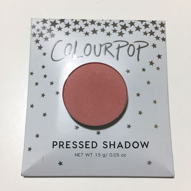 ✨Colourpop Pressed Shadow Soft Core