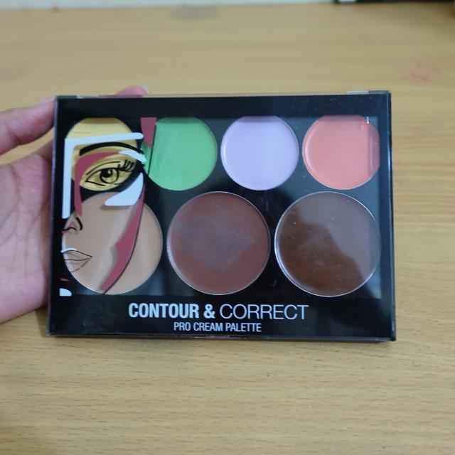 Contour & Correct Pro Cream Pallete