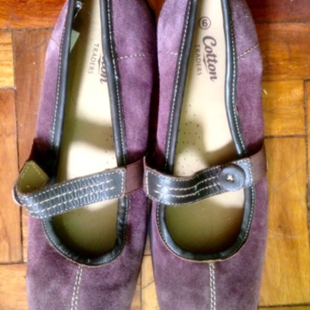 Cotton by traders comfy sandals