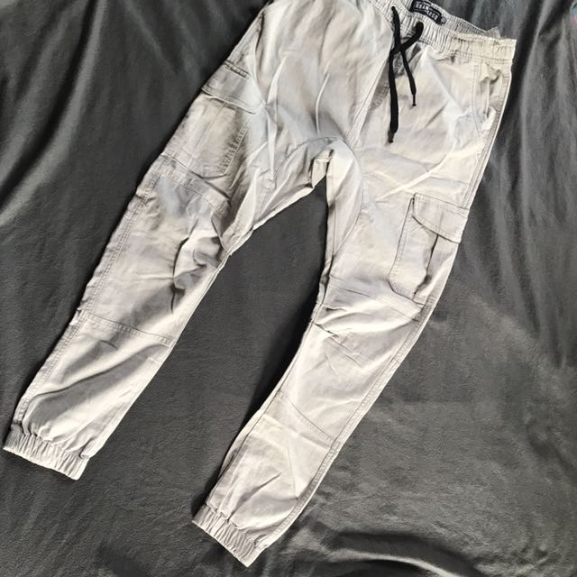 Cotton on Jogger Cargo Pants Grey
