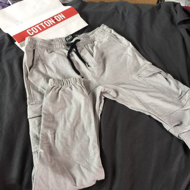 Cotton On Joggers Grey