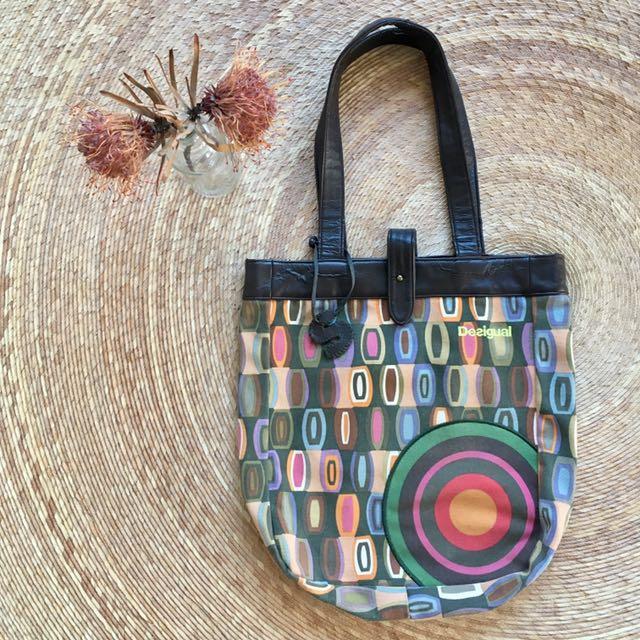 Desigual Multicoloured Bag