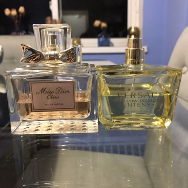 Dior/Versace
