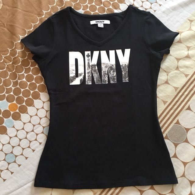 DKNY Body fit tee