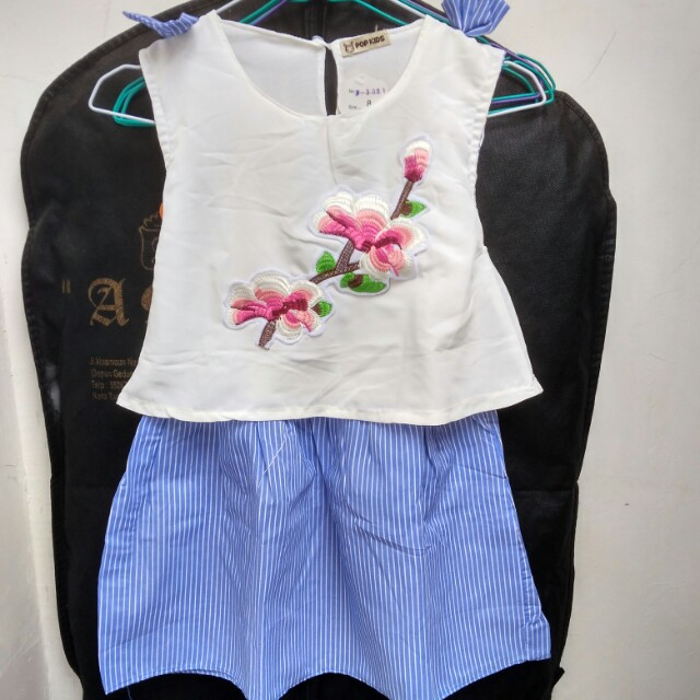 DRESS ANAK IMPORT