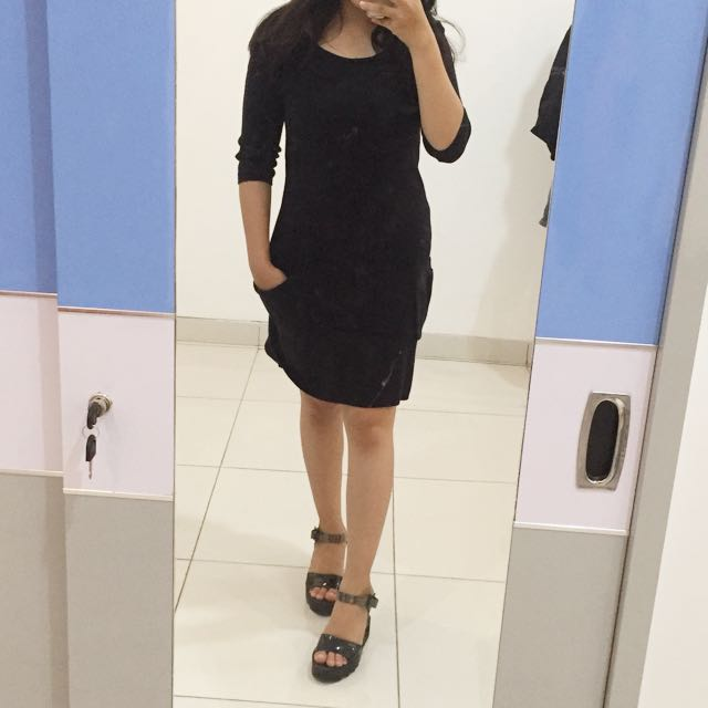 Dress hitam (THE EXECUTIVE)
