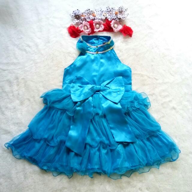 Dress zara 3-4th