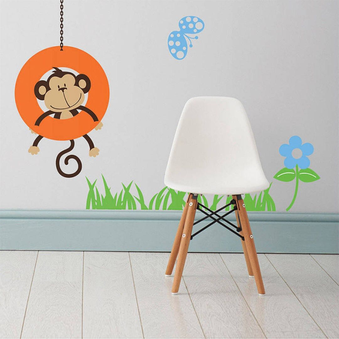 Tremendous Eames Kids Size Chair 1 2 Days Delivery Furniture Bralicious Painted Fabric Chair Ideas Braliciousco