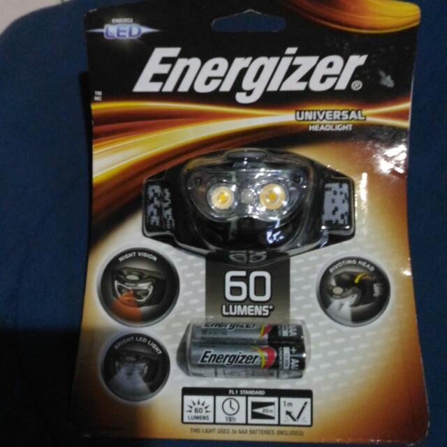 Energizer Head Lamp