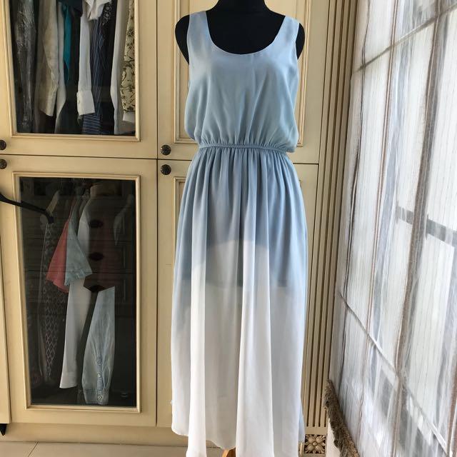 Ezra long summer dress