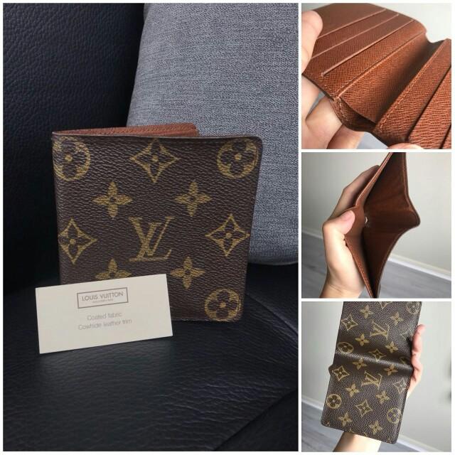 Fast sale lv wallet man