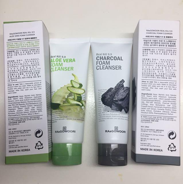 Foam Cleanser - Charcoal