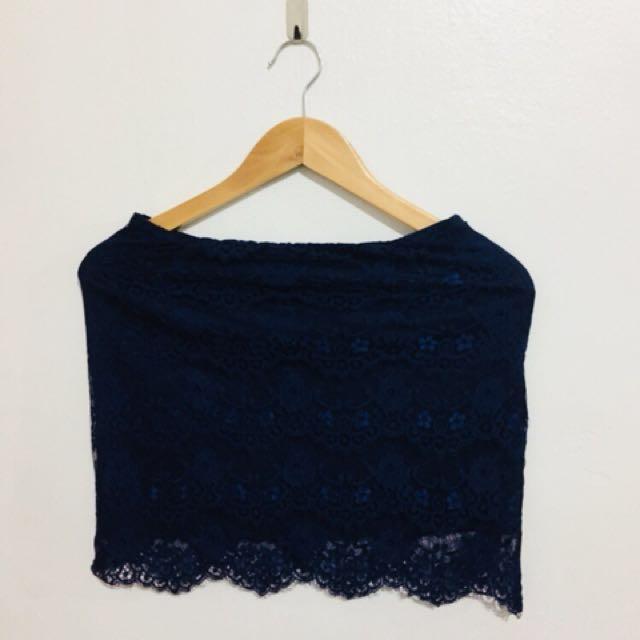 !!Free Shipping!! F21 Lace Skirt