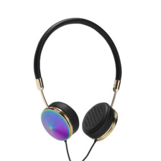 FRENDS Layla Oil Slick On Ear Headphones | RRP $199.95