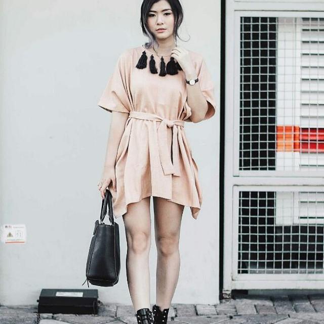 Fringe Salem Top Dress