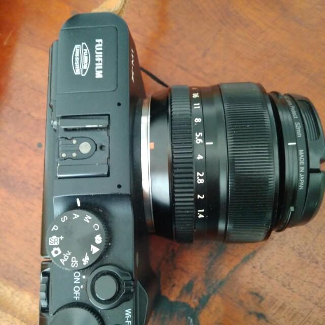 Fujifilm X - M1