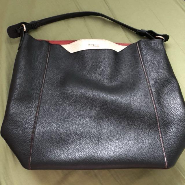 FURLA Authentic Bag & Stripe