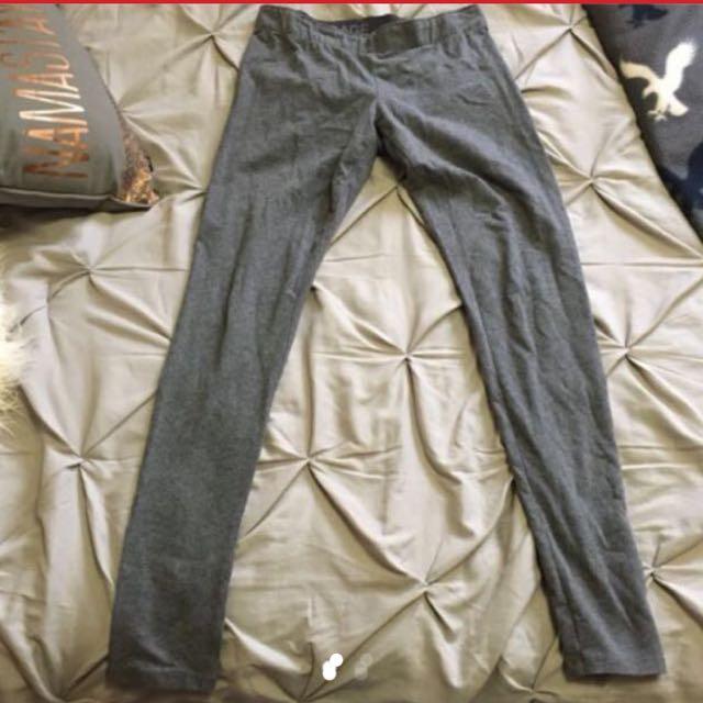 Garage grey leggings