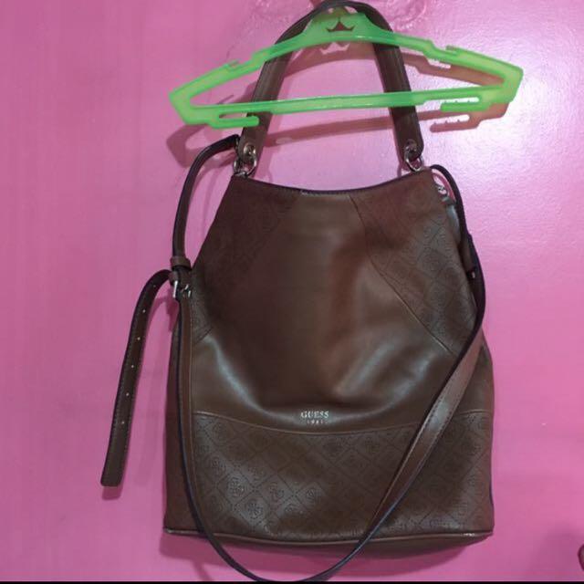 Guess Double Purpose Boho Bag
