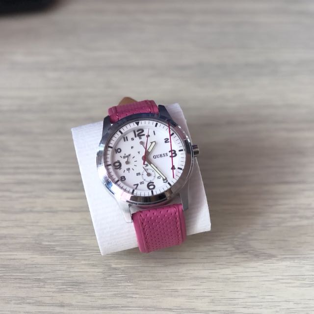 Guess Pink Watch