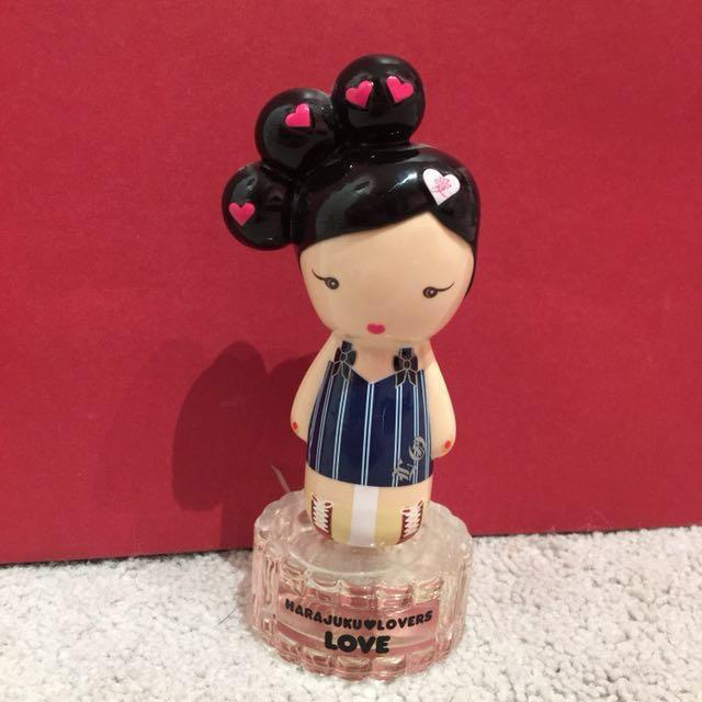 Harajuku Lovers Love Perfume by Gwen Stefani
