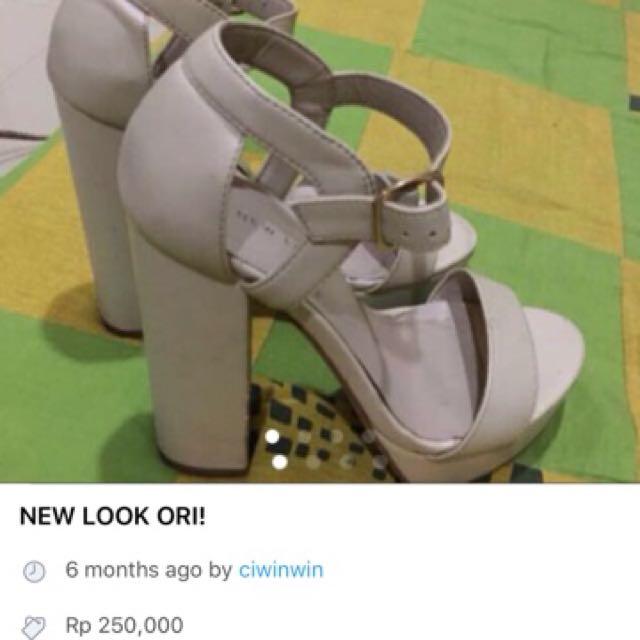 High Heels Ori