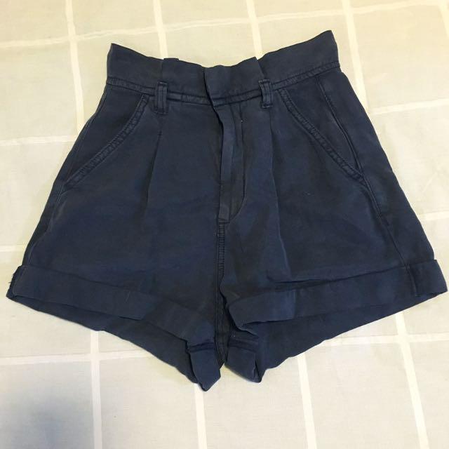 High waisted Topshop Shorts