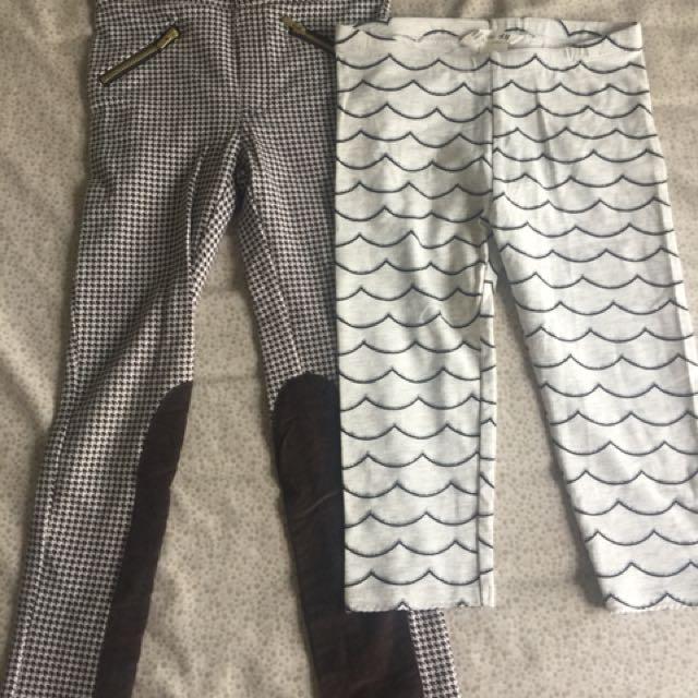 H&M leggings for girls