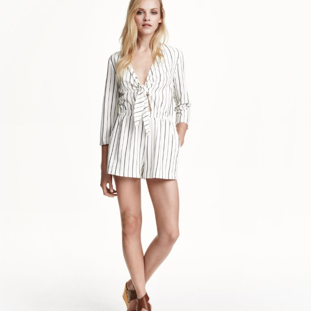 FREE SHIPPING FEE H&M Playsuit