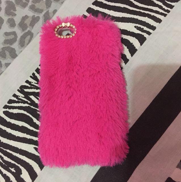 Iphone 6/6s furr case