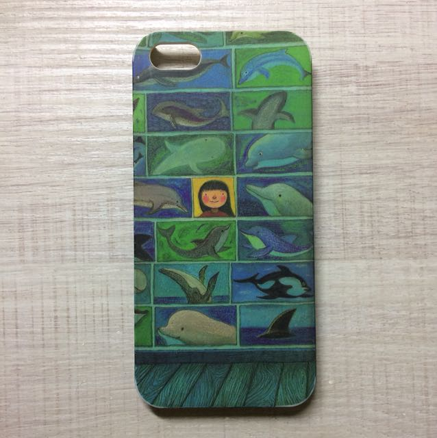 iPhone i5 5S SE 幾米手機殼