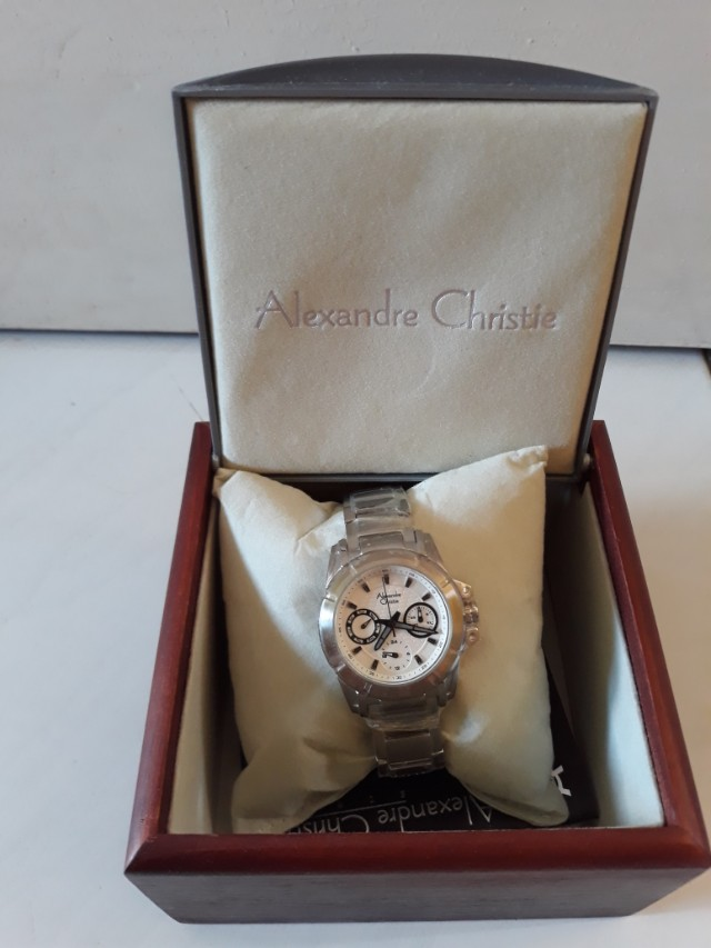Jam tangan chrono wanita