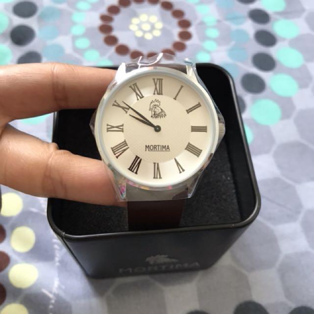 Jam tangan mortima unisex