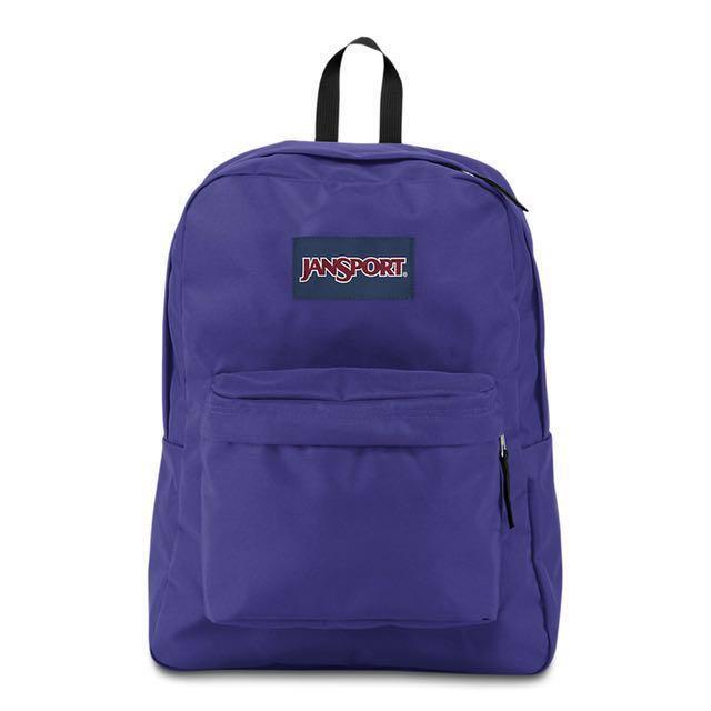 Jansport Superbreak Backpack (Plain)