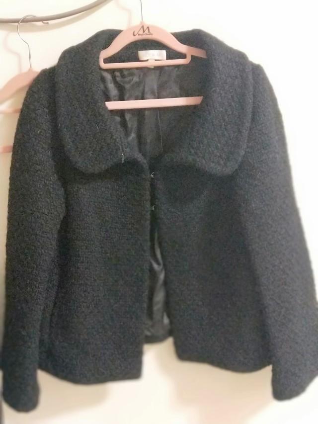 KOOKAI 斗篷式外套