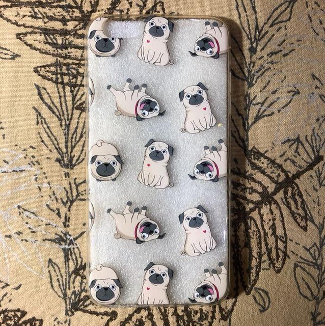 Little Pugs iPhone 6 PLUS Case