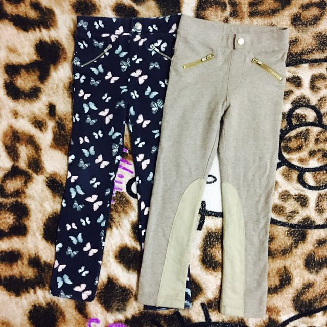 Lot of 2 H&M Jeggings